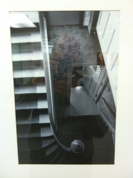 Light From the Top of the Stairs, Photography by Deborah Julian