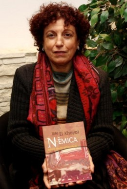 Ghita El Khayat is one of the leading psychiatrists in the world.