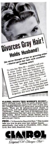 If I had seen this ad...perhaps I wouldn't be divorced...twice.