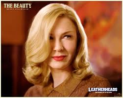 "Lexie Littleton portrayed by Renee Zellweger, wallpaper for the ""Leatherheads"" movie."