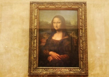 The Mono Lisa has it's home at the Louvre.