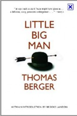 A Good Book to Read: Little Big Man is a GREAT book to read