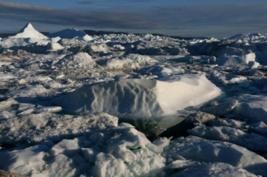 The ice in Greenland makes it one of the best travel destinations on the planet.
