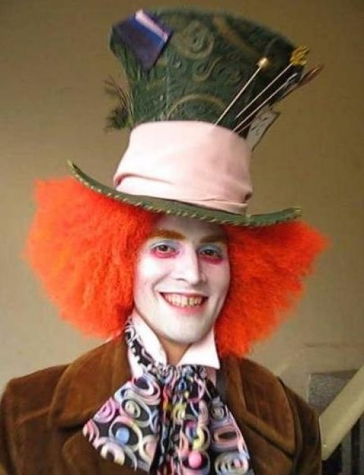 Tea Party Mad Hatter Costume