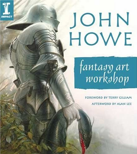 John Howe fantasy art workshop book review.