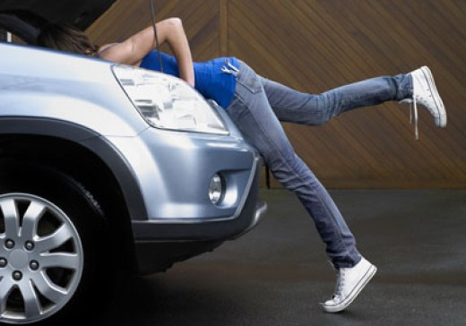 Avoid costly repairs by practicing simple car maintenance now.
