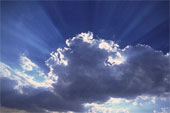 """Every cloud has a """"silver lining"""" now it's the same for morning sickness!"""