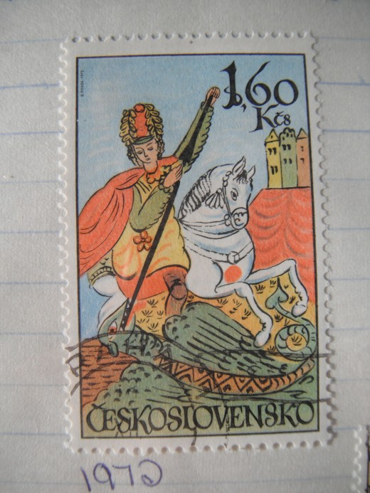 A stamp about the Renaissance