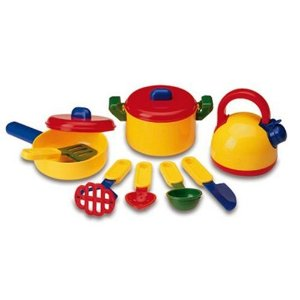 Toy Cooking Set For Sale