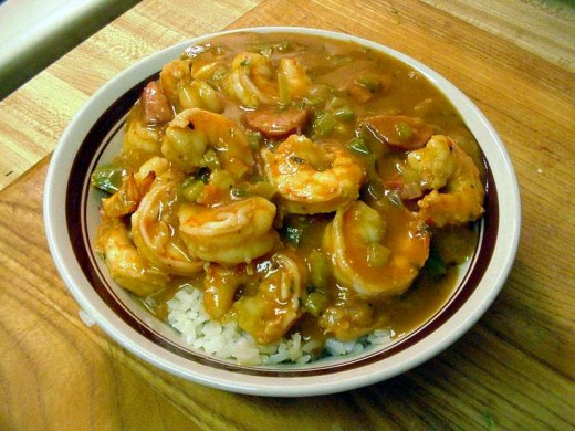 Shrimp Gumbo Can Be Oh So Delicious.