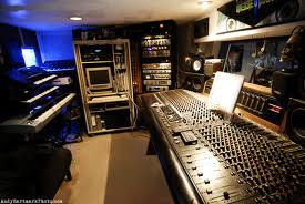 Before Home Recording Studios