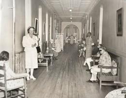 The halls of Willard