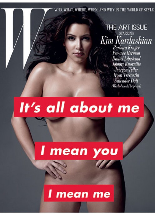 kim kardashian w magazine photos 2010. Kim Kardashian Covers W