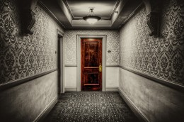 The Haunted Stanley Hotel - Room 217