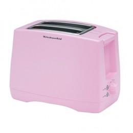 KitchenAid's pink toaster.