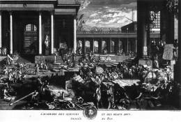 THE ACADEMIE OF SCIENCE IN PARIS, 17TH CENTURY