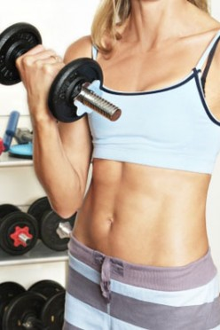 How to lose weight through weight training