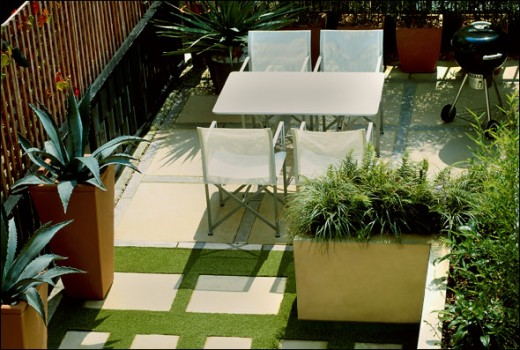 Roof Garden Design Ideas