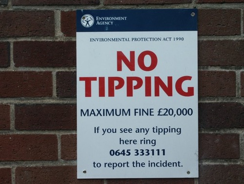 While other places forbid tipping.  It is best to find out what the rules are before you make a tip mistake.