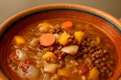 Tomato Lentil Soup Recipe