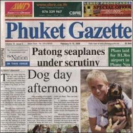 Phuket Gazette = RAG