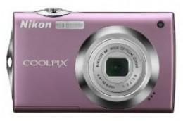Nikon Coolpix S400 Pink Digital camera