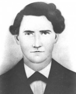 One of the most interesting of the 45th Kentucky's veterans was Asa Harmon McCoy, often mis-identified as the first casualty in the famous Hatfield-McCoy feud.