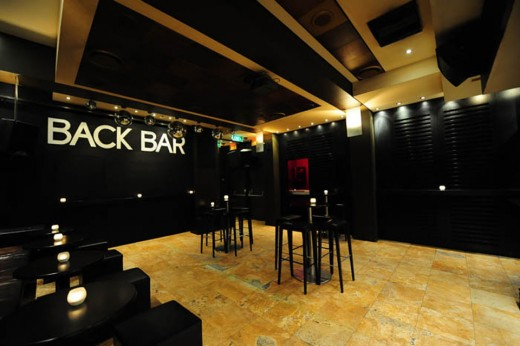 Back Bar at Europa, Sydney