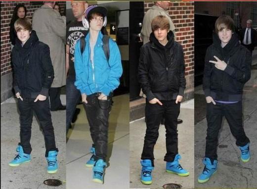 Supra Schuhe Justin Bieber