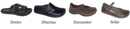 Style and cellulite reduction - You can't beat Womens Earth Shoes