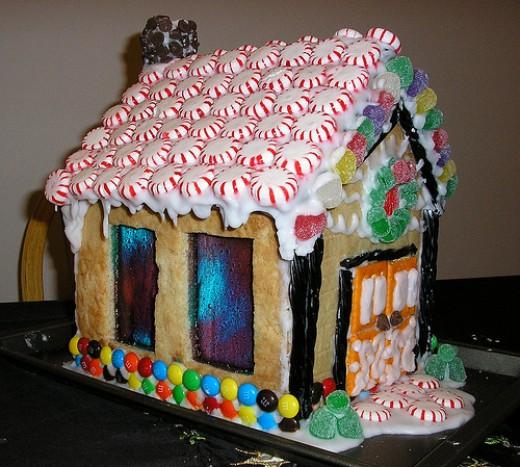 Sugar Cookie House