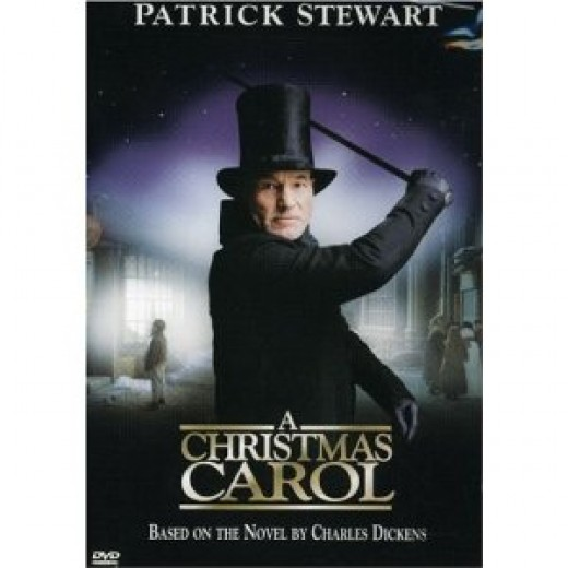 Patrick Stewart's Carols
