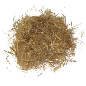 Hemp fibers