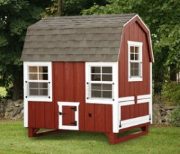 Chicky Hilton - Large Chicken Coop