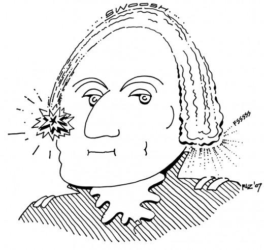 George Washingmissileton