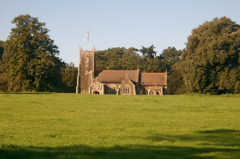 St Mary of Magdalene Church, Sandringham
