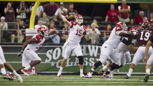 QB Ryan Mallett (Arkansas)