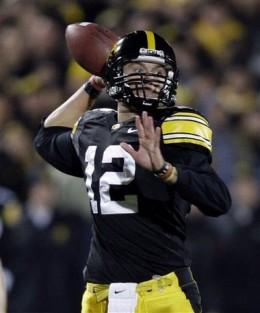 QB Ricky Stanzi (Iowa)