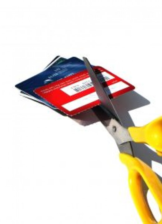 Erase Credit Card Debt by taking control of your finances. Track your spending habits and pay down your debts.