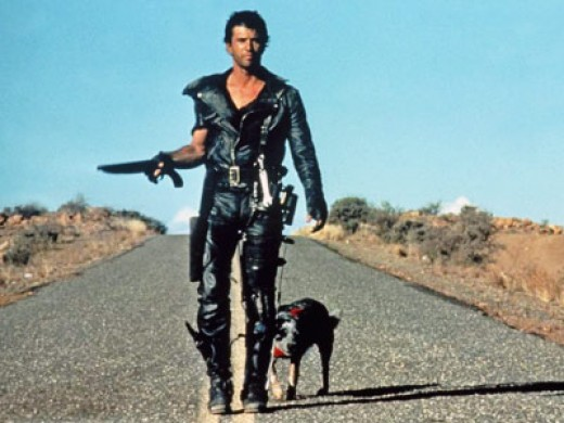 Mel Gibson is The Road Warrior