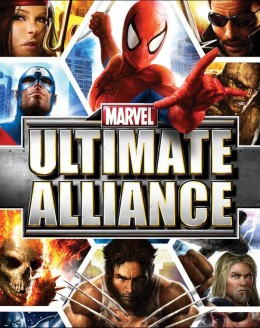 Although it's the first Ultimate Alliance, the game is really the spiritual successor of the X-Men Legends on the PS2.