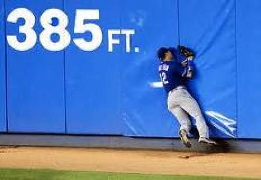 Josh Hamilton - the finest center fielder playing baseball today.