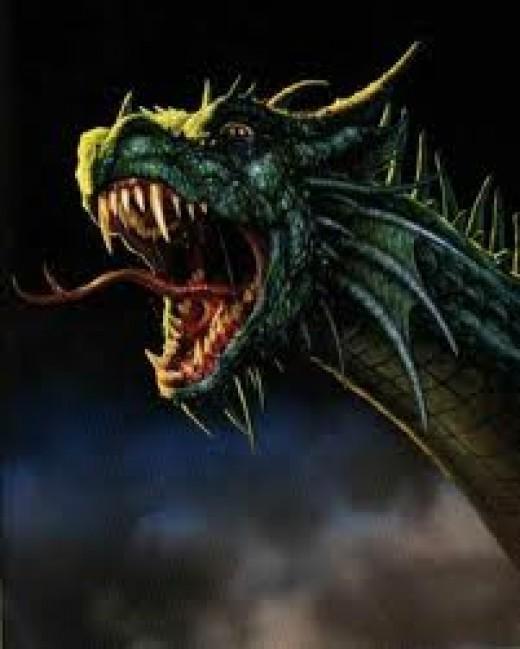 Crack Cocaine - the dragon