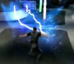 The Force Unleashed 2 Lightning
