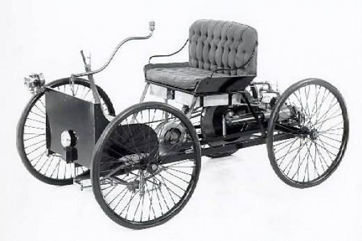 The Quadricycle: Henry Ford's first automotive invention