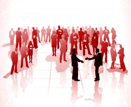 Begin building your network by tapping into your pool of friends and relatives.