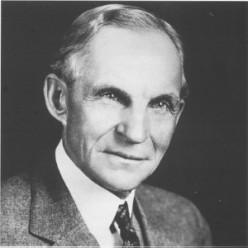 Henry Ford Bio