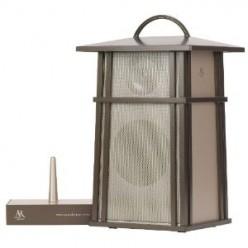 Stylish wireless outdoor speaker