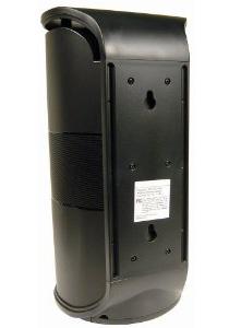 Back of wireless indoor outdoor speaker
