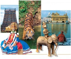 List of Tourist Places and Attractions in India